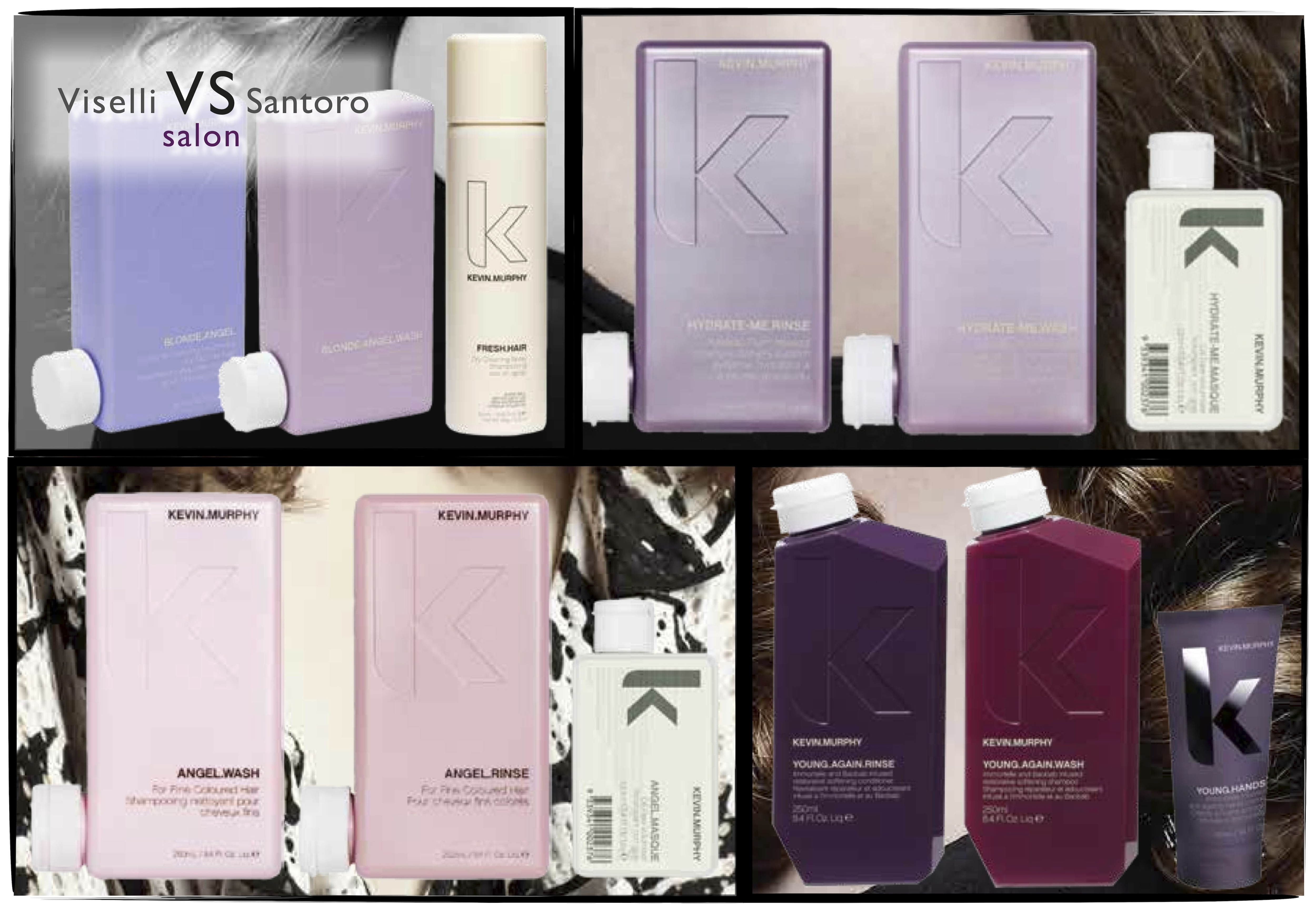 Holiday Deals from Kevin Murphy at Viselli Salon